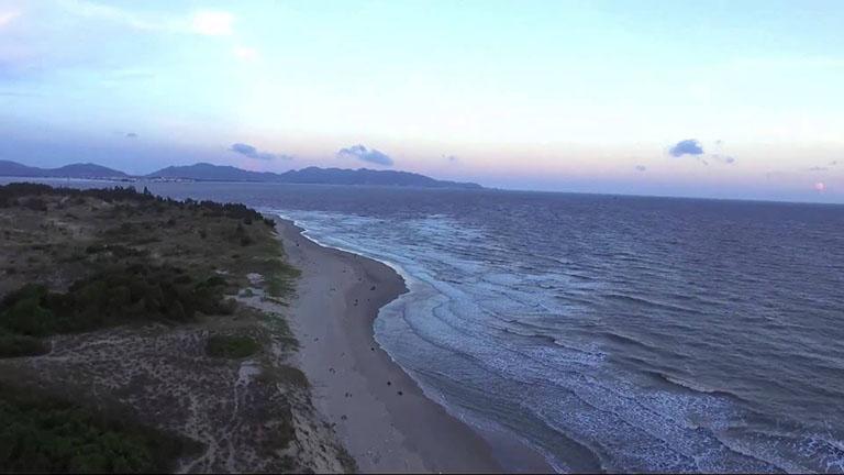 Bãi biển đẹp tại Vũng Tàu