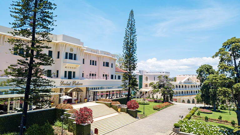 Khách sạn view đẹp tại Đà Lạt