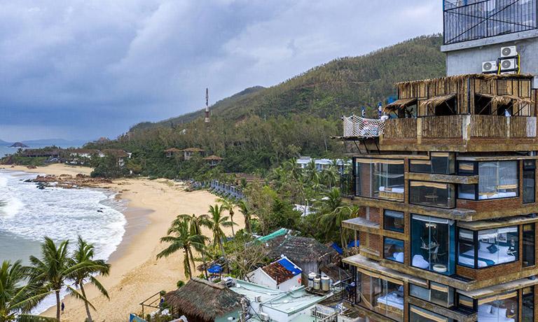Homestay đẹp gần Kỳ Co - Eo Gió