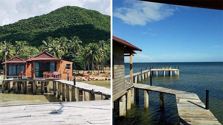 Homestay gần biển Phú Quốc