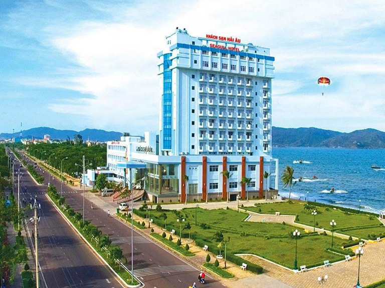 top khách sạn đẹp ở quy nhơn