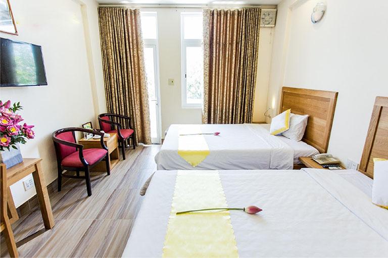 khách sạn hoàng yến quy nhơn an dương vương