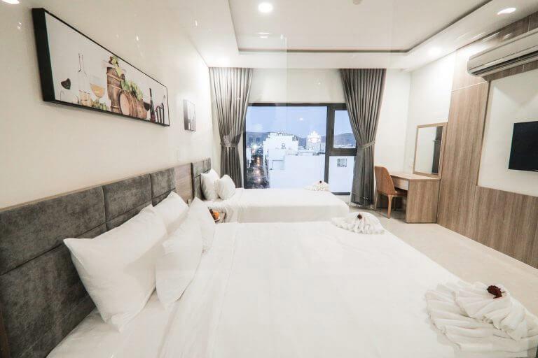 Review khách sạn Lake View Quy Nhơn
