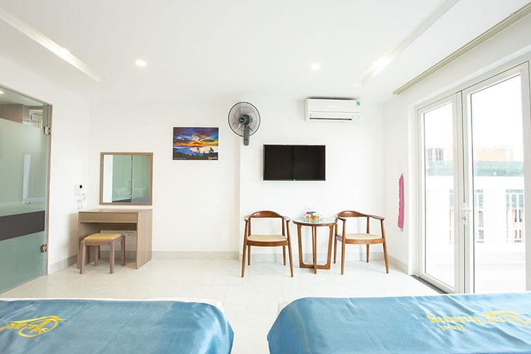Khách sạn Quê Hương Quy Nhơn
