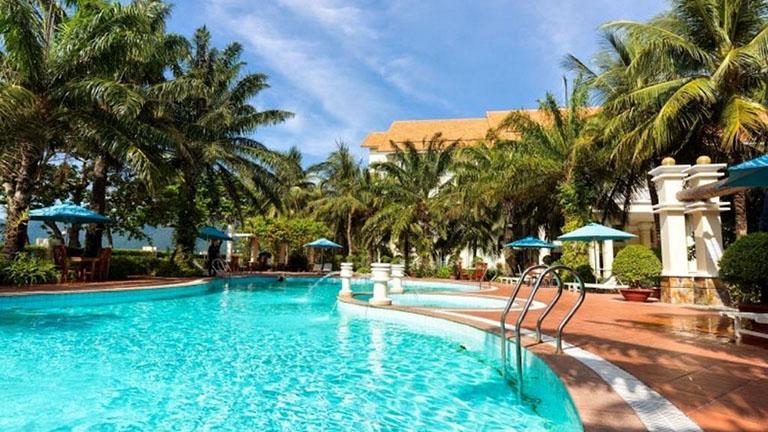 resort côn đảo đẹp
