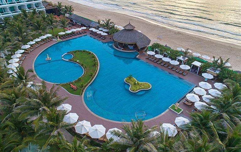Resort nghỉ dưỡng sang trọng tại Phan Thiết