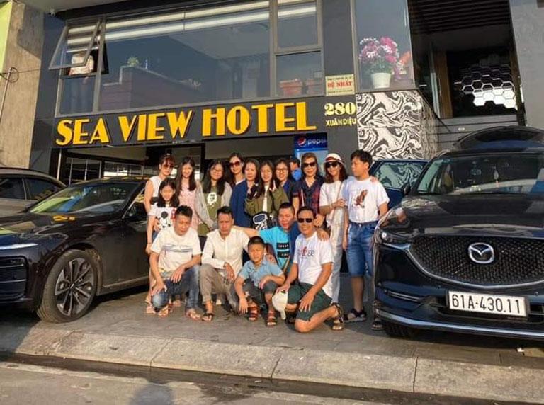 Seaview Quy Nhon Hotel