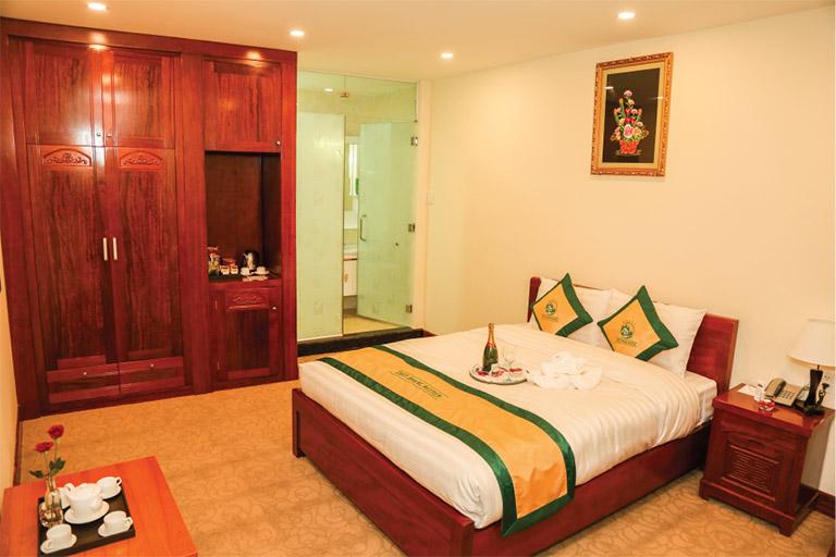 thuy hoang nguyen resort & spa dalat