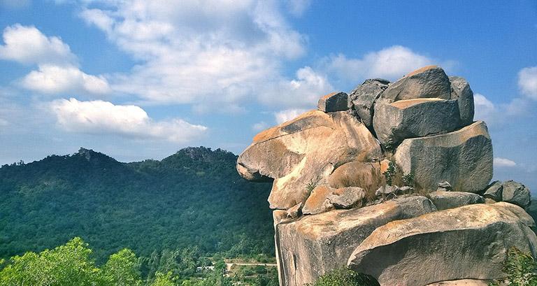 Hành trình về vùng Bảy Núi An Giang