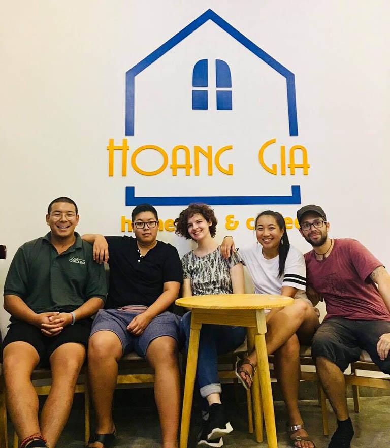 Hoàng Gia Homestay & Coffee Quy Nhơn