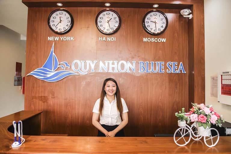 Quy Nhon Blue Sea Hotel