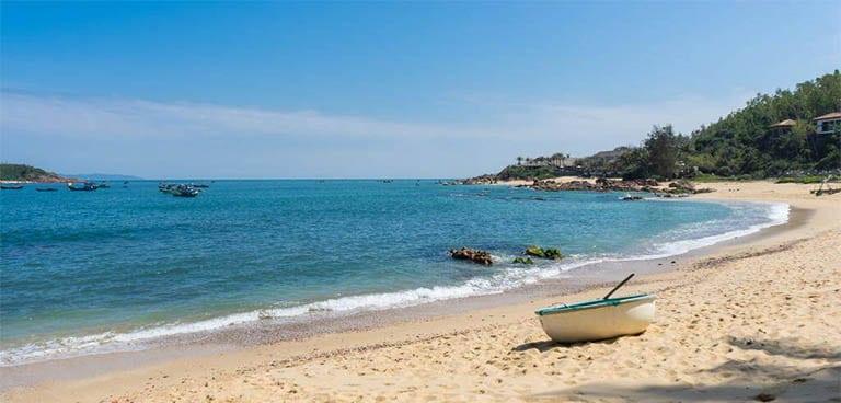 Bãi biển đẹp nhất Quy Nhơn