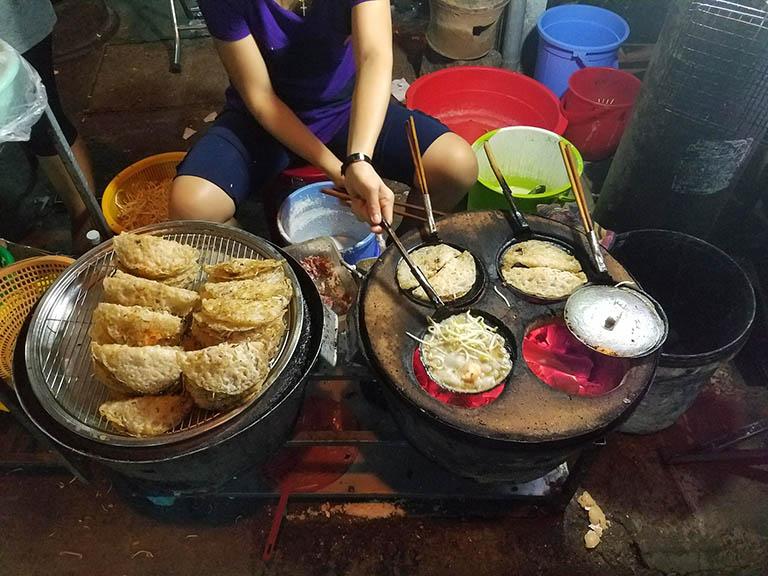 Phố ẩm thực Quy Nhơn