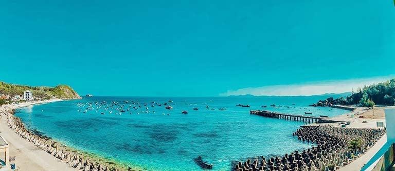 đảo Cù Lao Xanh Quy Nhơn