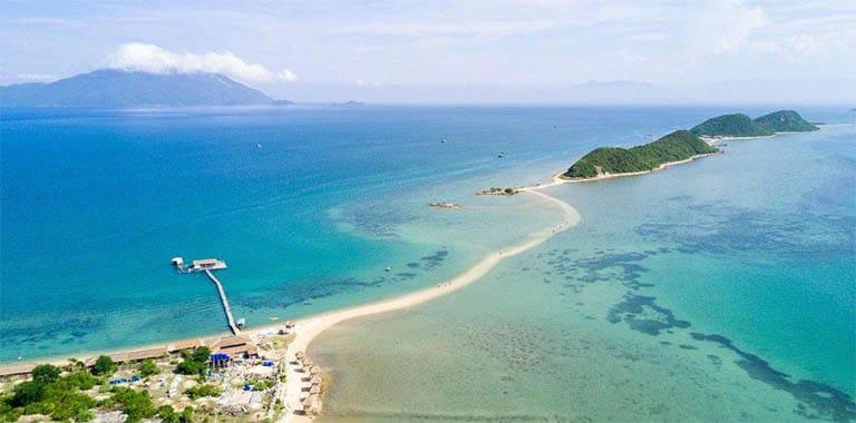 Đảo Hòn Khô Quy Nhơn