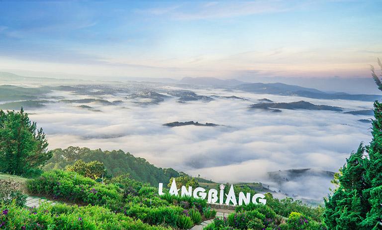 Địa điểm săn mây tại Đà Lạt