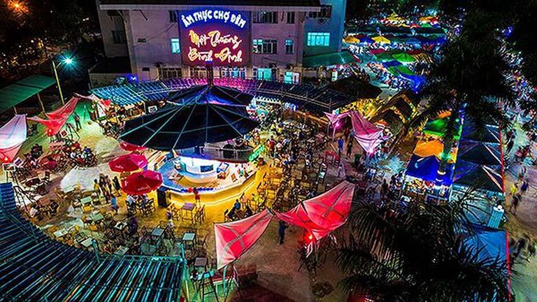 điểm vui chơi về đêm tại Quy Nhơn