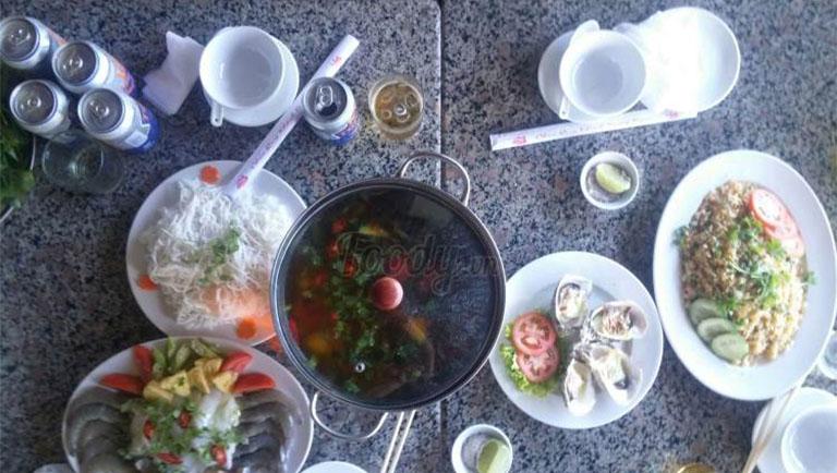 Hoàng Hậu Restaurant Quy Nhơn