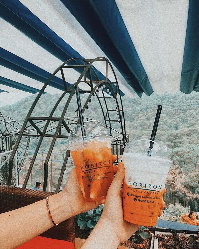 Horizon coffee Đà Lạt