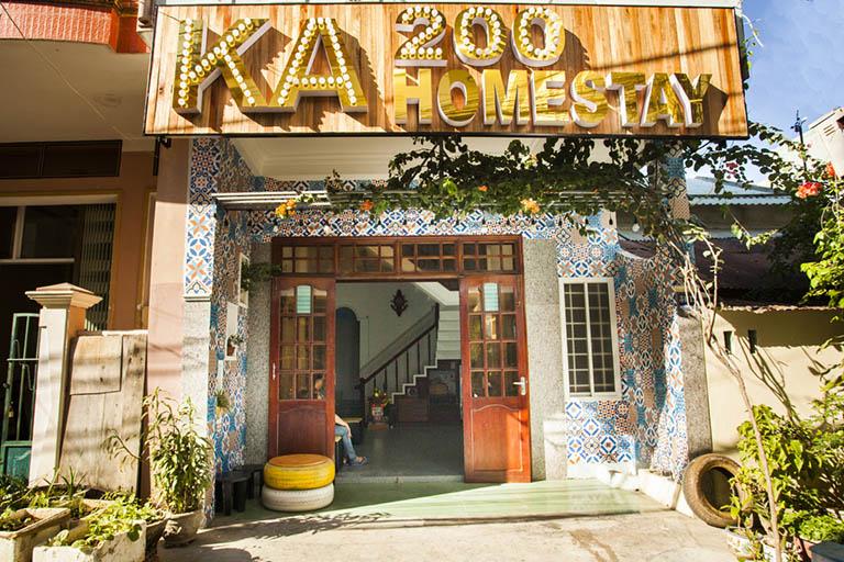 KA 200 Homestay