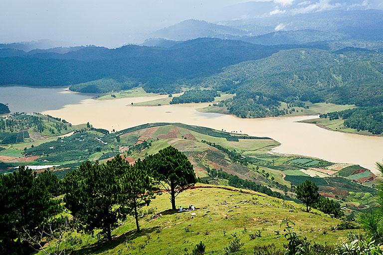 Khu du lịch núi LangBiang Đà Lạt
