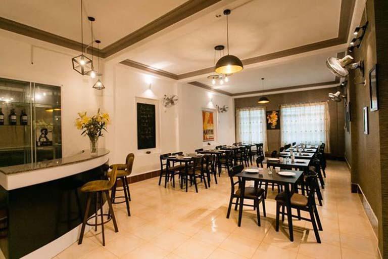 nhà hàng ẩm thực tại Quy Nhơn