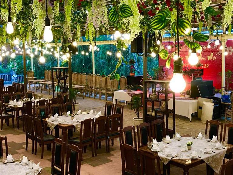 Nhà hàng Đà Lạt Xưa