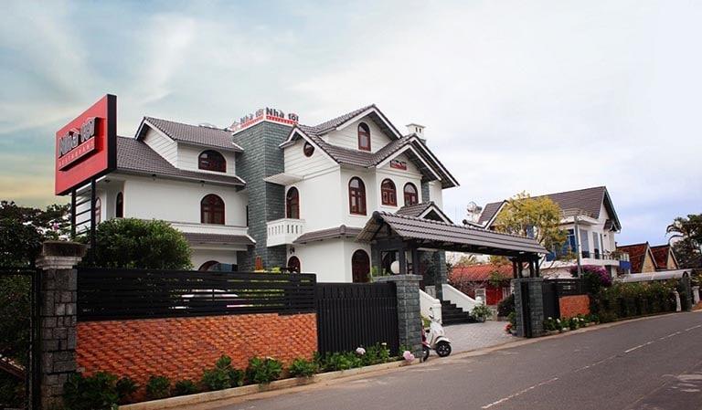 Nhà hàng đẹp tại Đà Lạt
