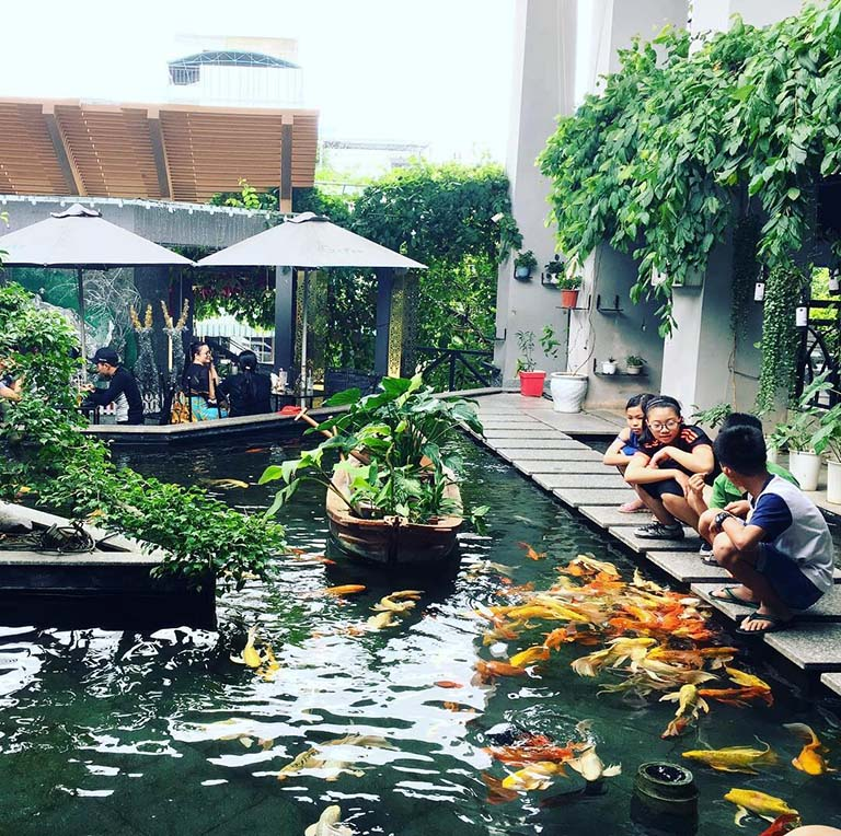 quán Cafe view đẹp tại Quy Nhơn