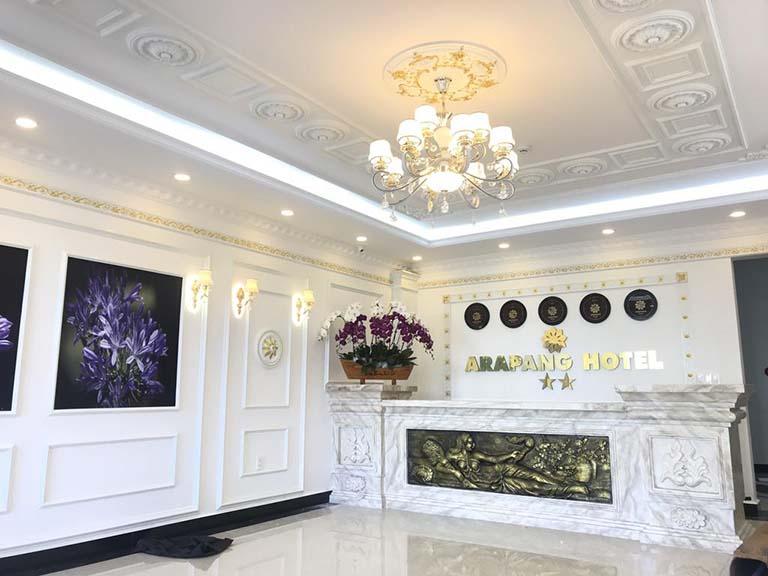 Khách sạn gần khu Hòa Bình, Đà Lạt
