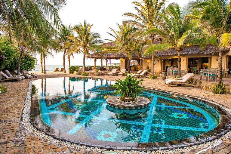 Khách sạn có hồ bơi tại Mũi Né Phan Thiết