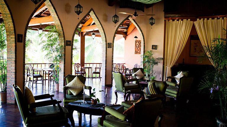 nhà hàng sang trọng tại Mũi Né Phan Thiết