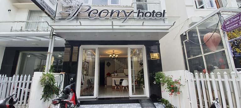 Khách sạn gần khu Hòa Bình Đà Lạt