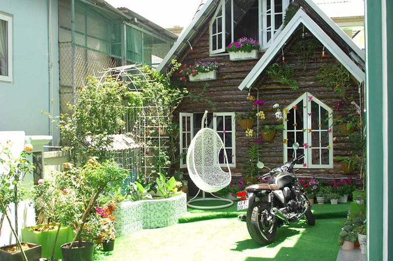 Homestay gần ga Đà Lạt