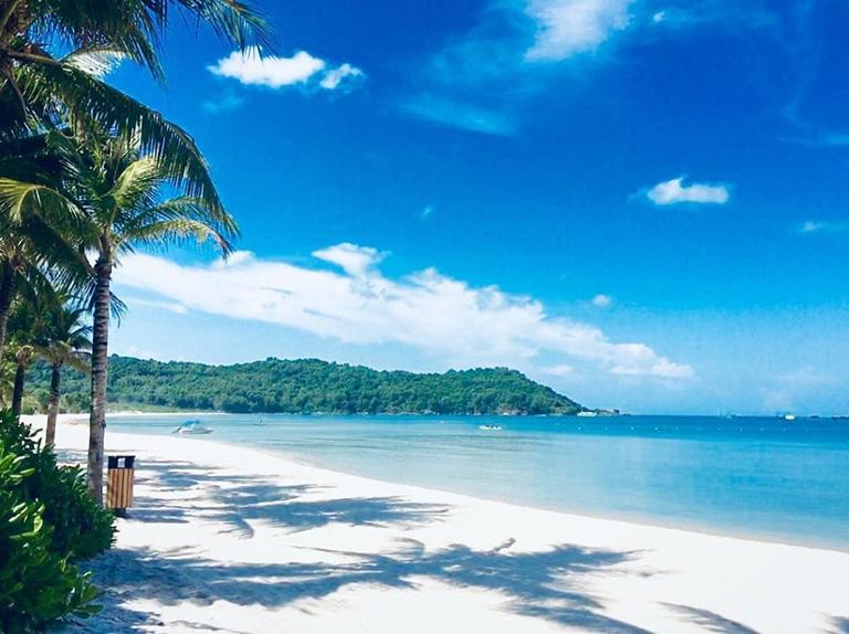 bãi biển đẹp tại Phú Quốc