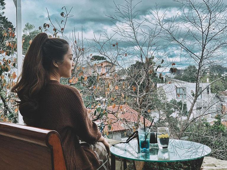 cafe gần quảng trường Lâm Viên