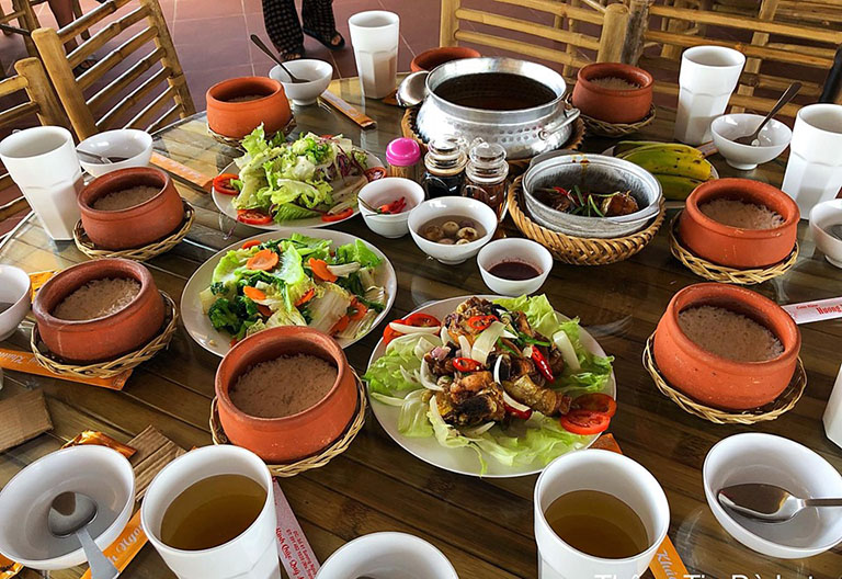 Địa điểm quán ăn trưa ngon Đà Lạt