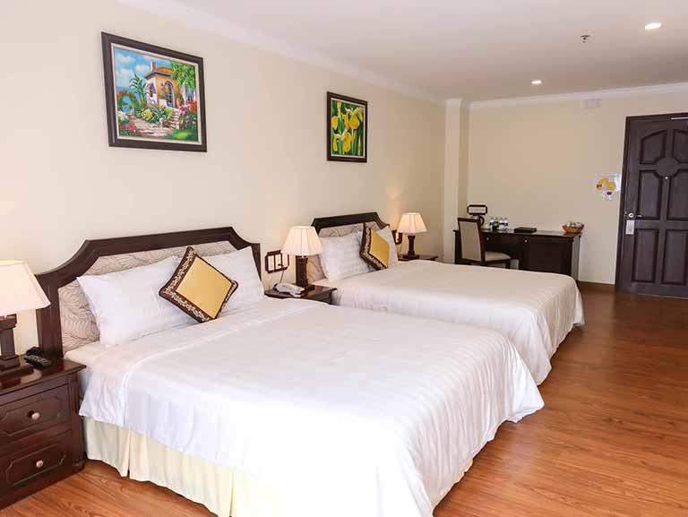 Khách sạn gần quảng trường Lâm Viên Đà Lạt