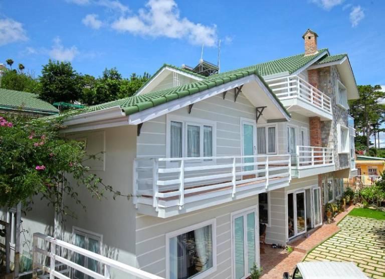 Magnolia Villa Đà Lạt - Khách sạn 2 sao giữa trung tâm thành phố