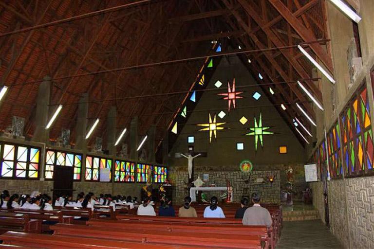 Đà Lạt có nhà thờ gì