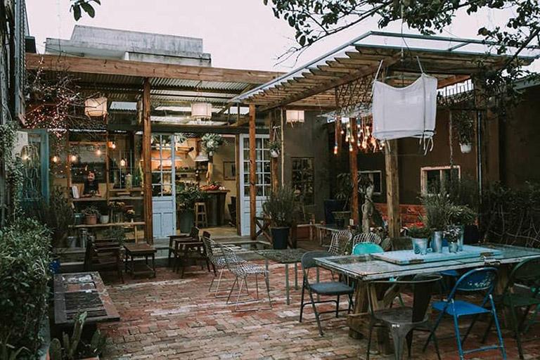 Quán cafe gần chợ đêm Đà Lạt