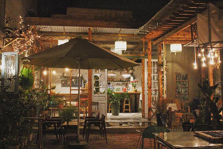 Quán cafe mở suốt đêm ở Đà Lạt