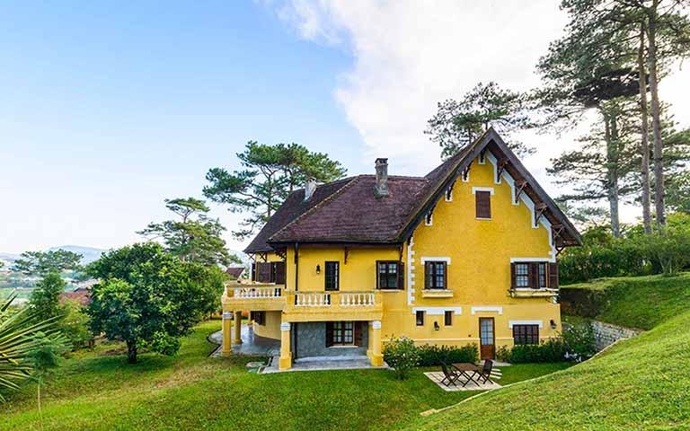 Resort gần Hồ Xuân Hương Đà Lạt