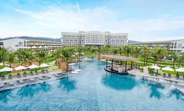 Resort sang trọng tại Phú Quốc