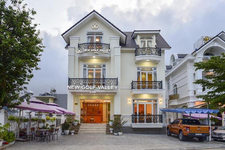 Villa New Golf Valley Đà Lạt