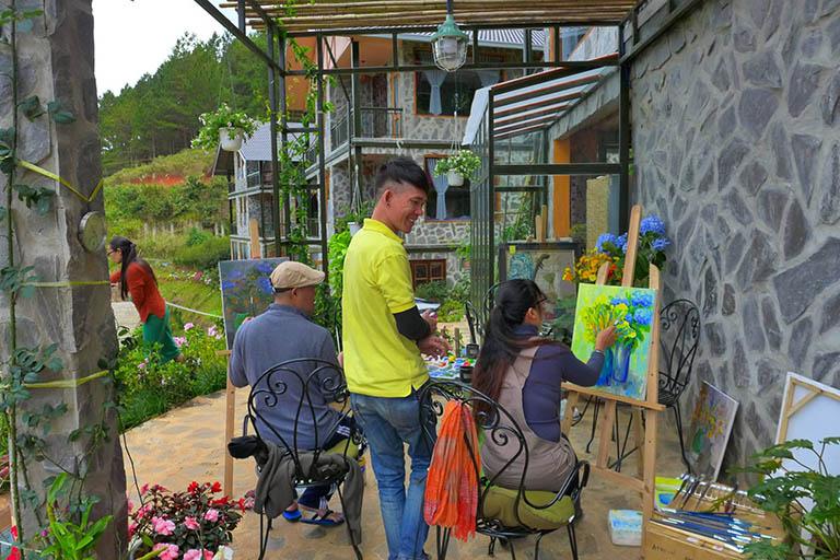 Zen Cafe Lakeside Đà Lạt