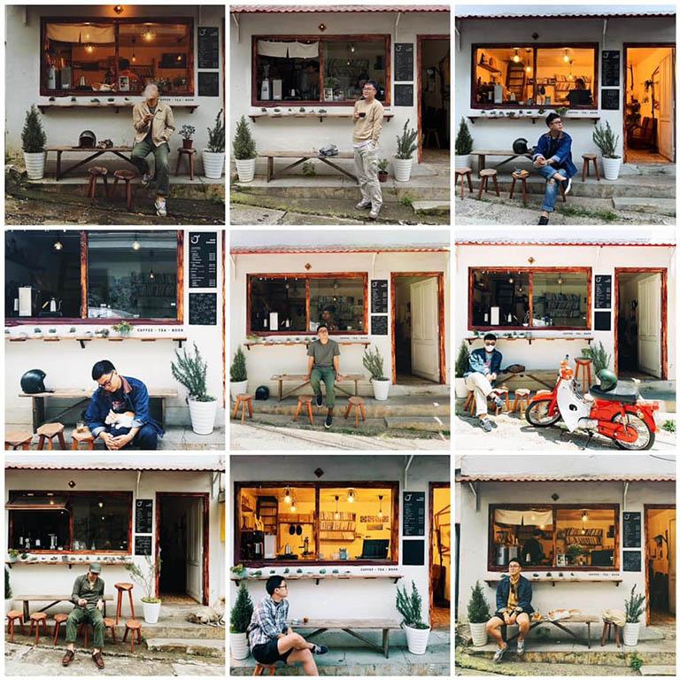 cafe gần bến xe Đà Lạt