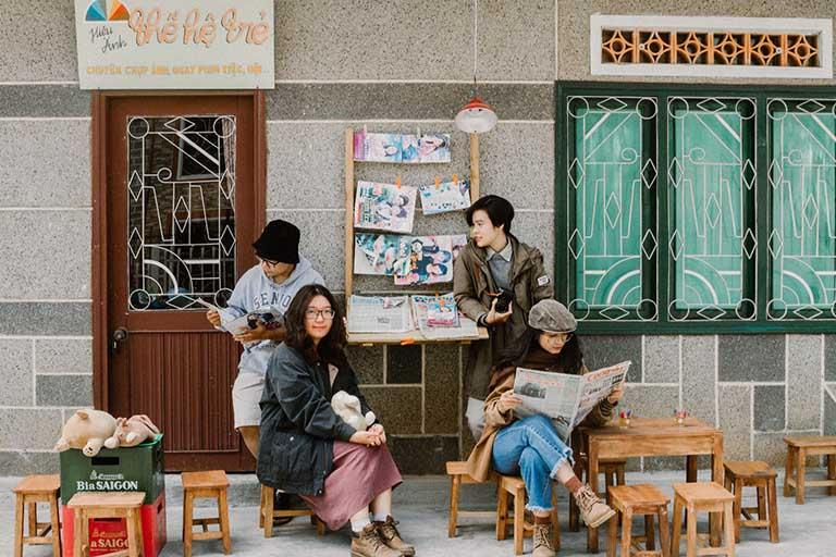 cafe gần bến xe Đa Lạt