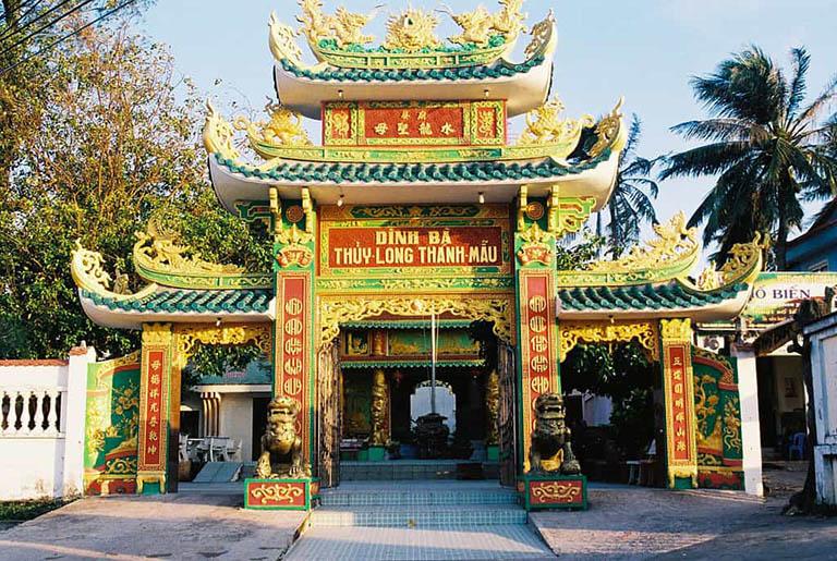chùa đẹp tại Phú Quốc