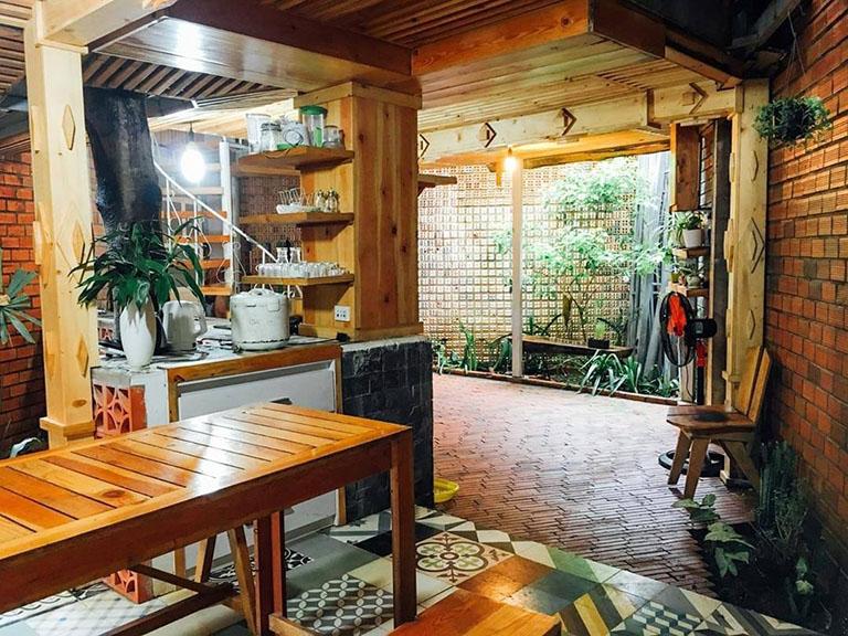 Homestay Phú Quốc có bếp nấu ăn